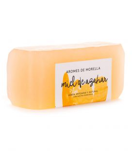 Jabón Natural de Miel de Azahar 250gr