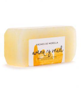 Jabón Natural de Avena y Miel 250gr