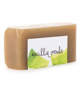 Jabón Natural de Arcilla y Jojoba 250gr