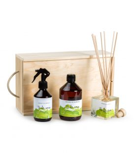 Pack 2: Home Spray, Recambio y Mikado