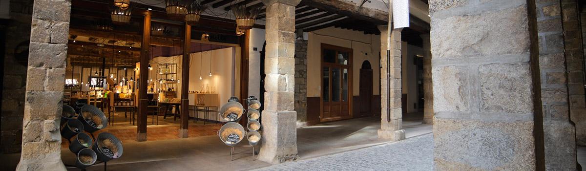 Nuestra tienda en Morella